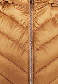 Esprit - PER THINSU VEST - Waistcoat - beige - 4