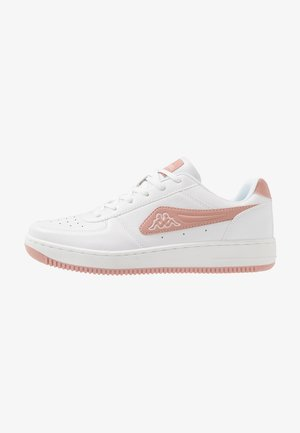 BASH - Scarpe da fitness - white/darkrosé