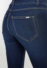 bellybutton - UNTERBAUCHBUND - Jeans Skinny Fit - dark-blue denim - 5