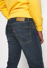 Levi's® - 502™ REGULAR TAPER - Jeans Tapered Fit - dark indigo/worn in - 3