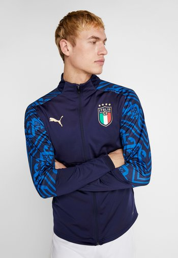 ITALIEN FIGC PREMATCH AWAY JACKET
