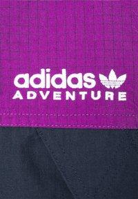 adidas Originals - WINDBREAKER - Tunn jacka - legend ink/glory purple - 8