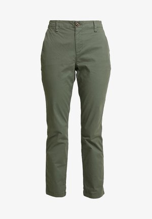 GIRLFRIEND - Chinos - greenway