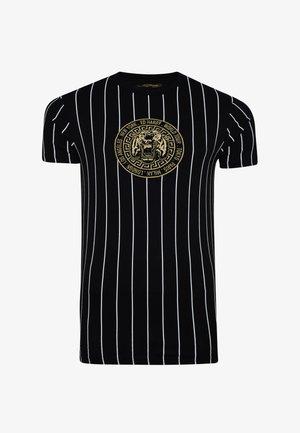 ROAR-TOUR T-SHIRT - T-shirt con stampa - black