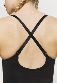 Bloch - ZENA SUPPORT BRA - Leotard - black - 6