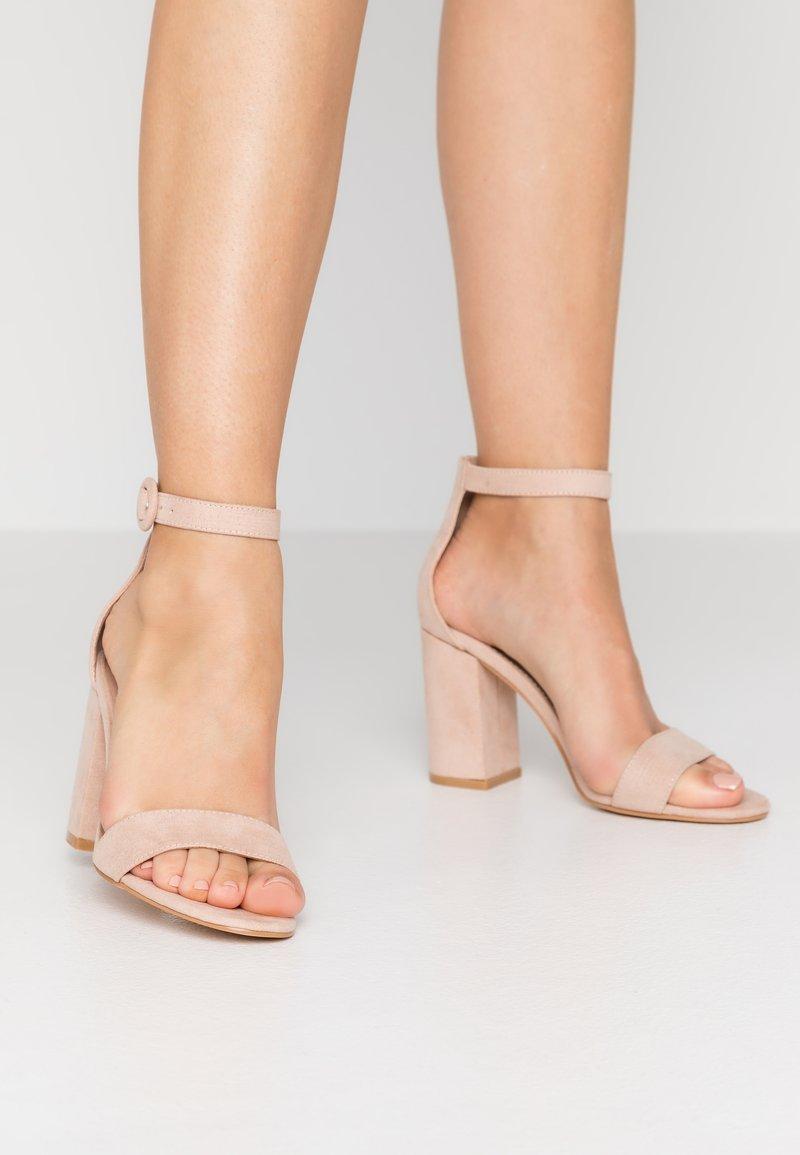 Tata Italia - High heeled sandals - nude
