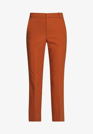 ZELLA KICKFLARE PANT - Trousers - tabac