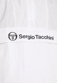 Sergio Tacchini - ANTO ANORAK - Lehká bunda - blanc de blanc - 5