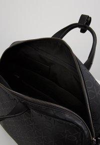 Calvin Klein - INDUSTRIAL MONO SLIM LAPTOP BAG - Aktovka - black - 4