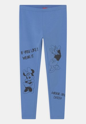 MINNIE - Leggings - Trousers - cornflower blue