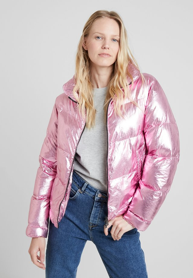 MAURICIE  - Winter jacket - pink