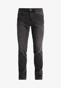 Paddock's - RANGER PIPE - Jeans slim fit - grey denim - 4