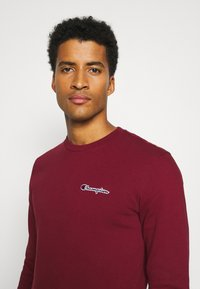 Champion - ROCHESTER CREWNECK  - Mikina - dark red - 3