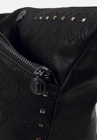 Desigual - BOLS MARTINI HARRY MINI - Across body bag - black - 3