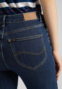 Lee - SCARLETT - Jeans Skinny Fit - stone travis - 5