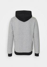 Cars Jeans - GREASS ZIP - Bluza rozpinana - grey melange - 1