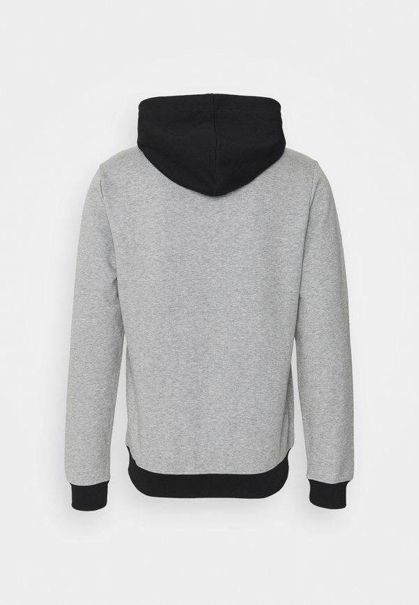 Cars Jeans GREASS ZIP - Bluza rozpinana - grey melange/szary melanż Odzież Męska BNPY