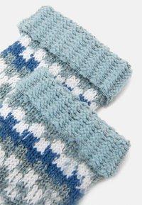 FALKE - BABY - Socks - steel blue - 1