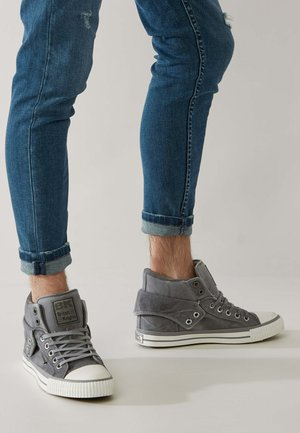 ROCO - High-top trainers - grey