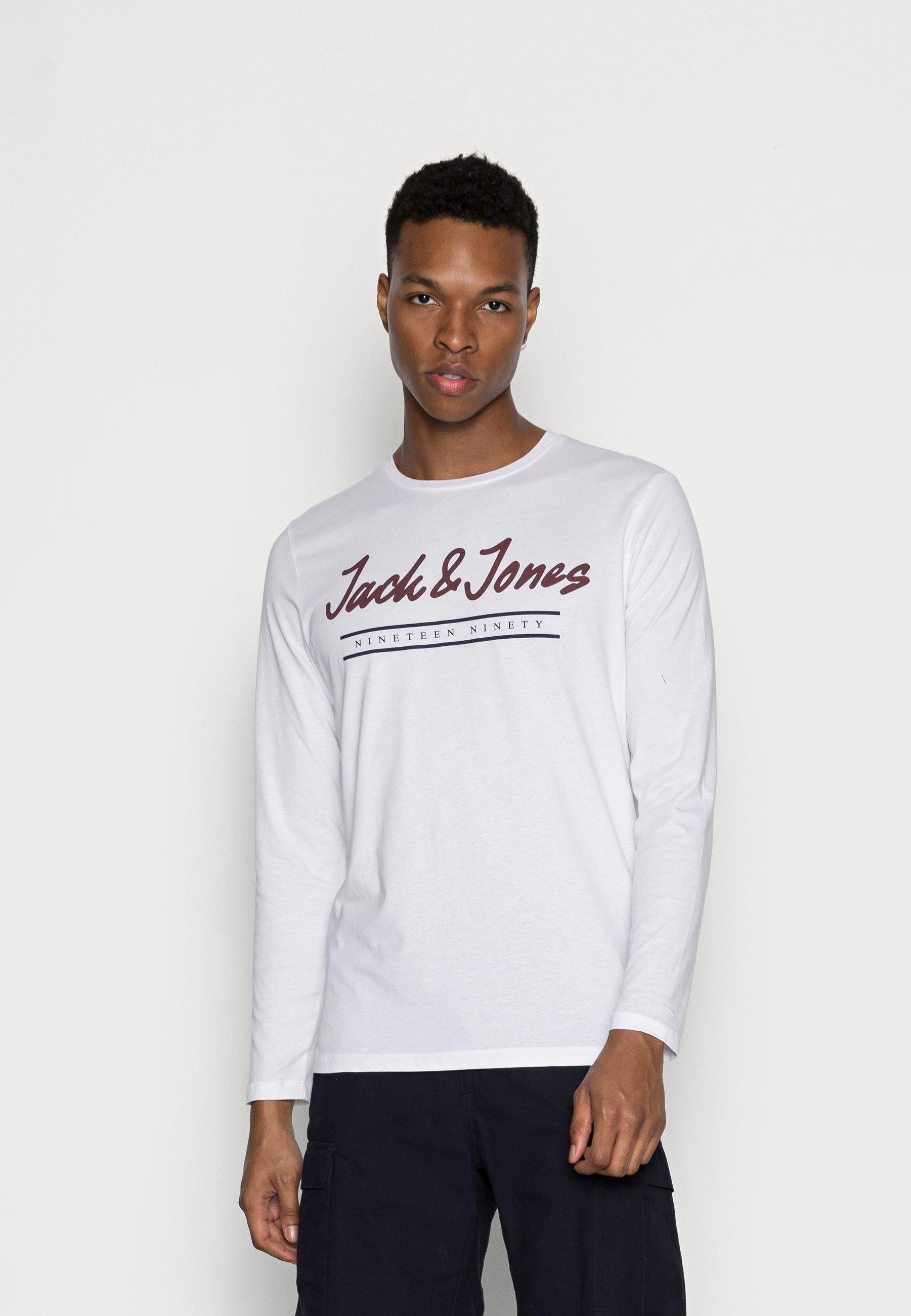 Men JJHERRO TEE CREW NECK - Long sleeved top