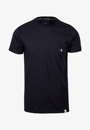 GÜNTHER - Basic T-shirt - black