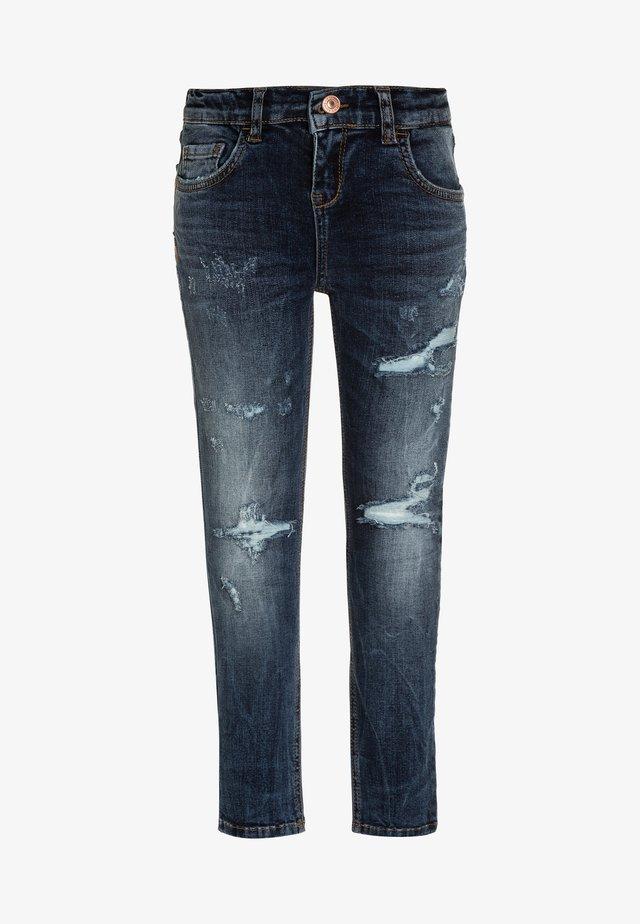 ISABELLA  - Slim fit jeans - rennis wash