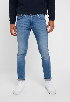 LUKE ZIP POCKET - Slim fit jeans - mid diamond