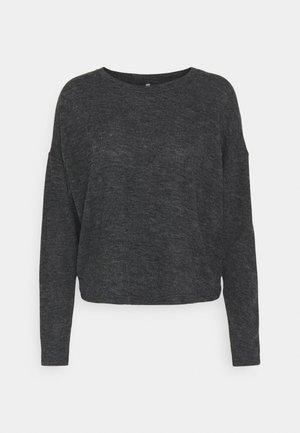 ONLKAYLEE - Pullover - dark grey melange