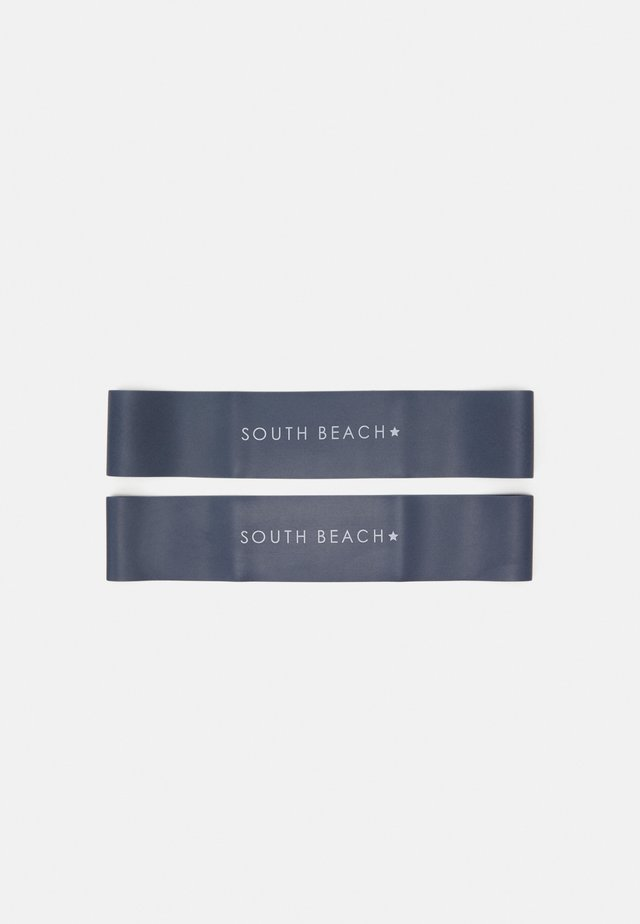 RESISTANT BAND 2 PACK - Fitness / Yoga - ombre blue/blue fog