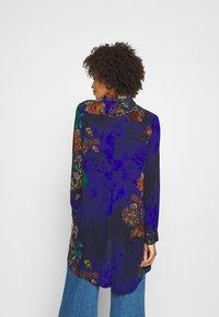 Desigual - TAMESIS - Skjorte - azul niza - 2