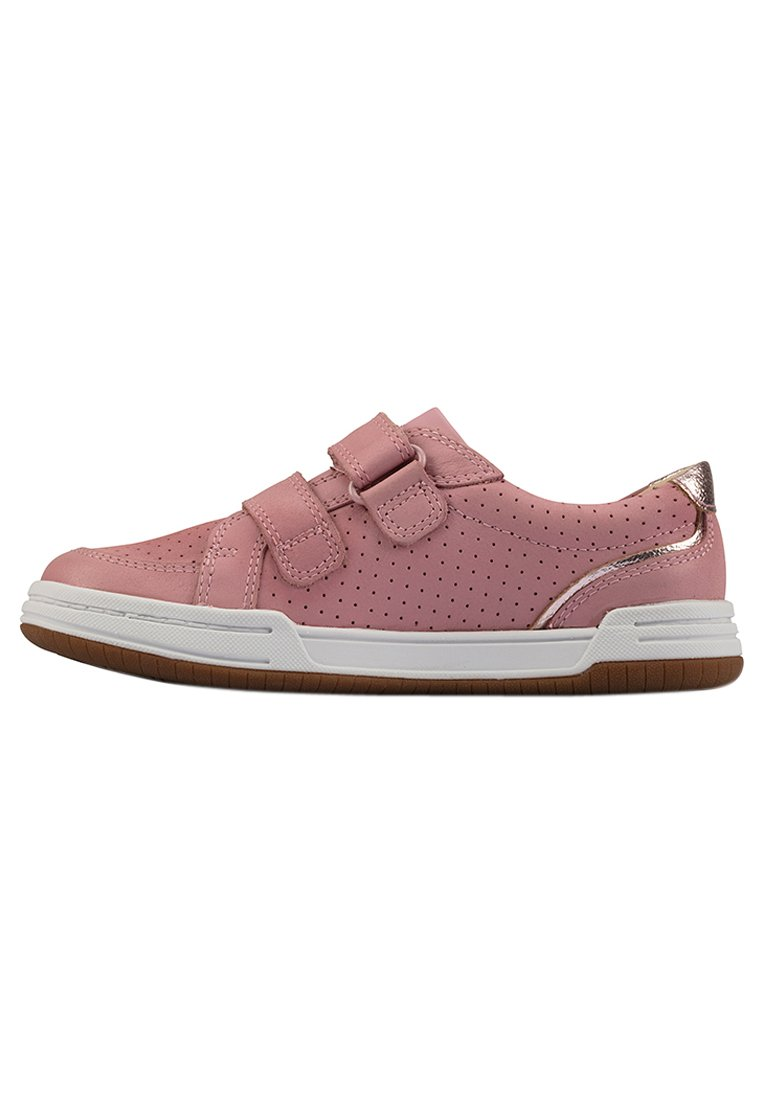 Clarks - FAWN SOLO K - Trainers - light pink lea