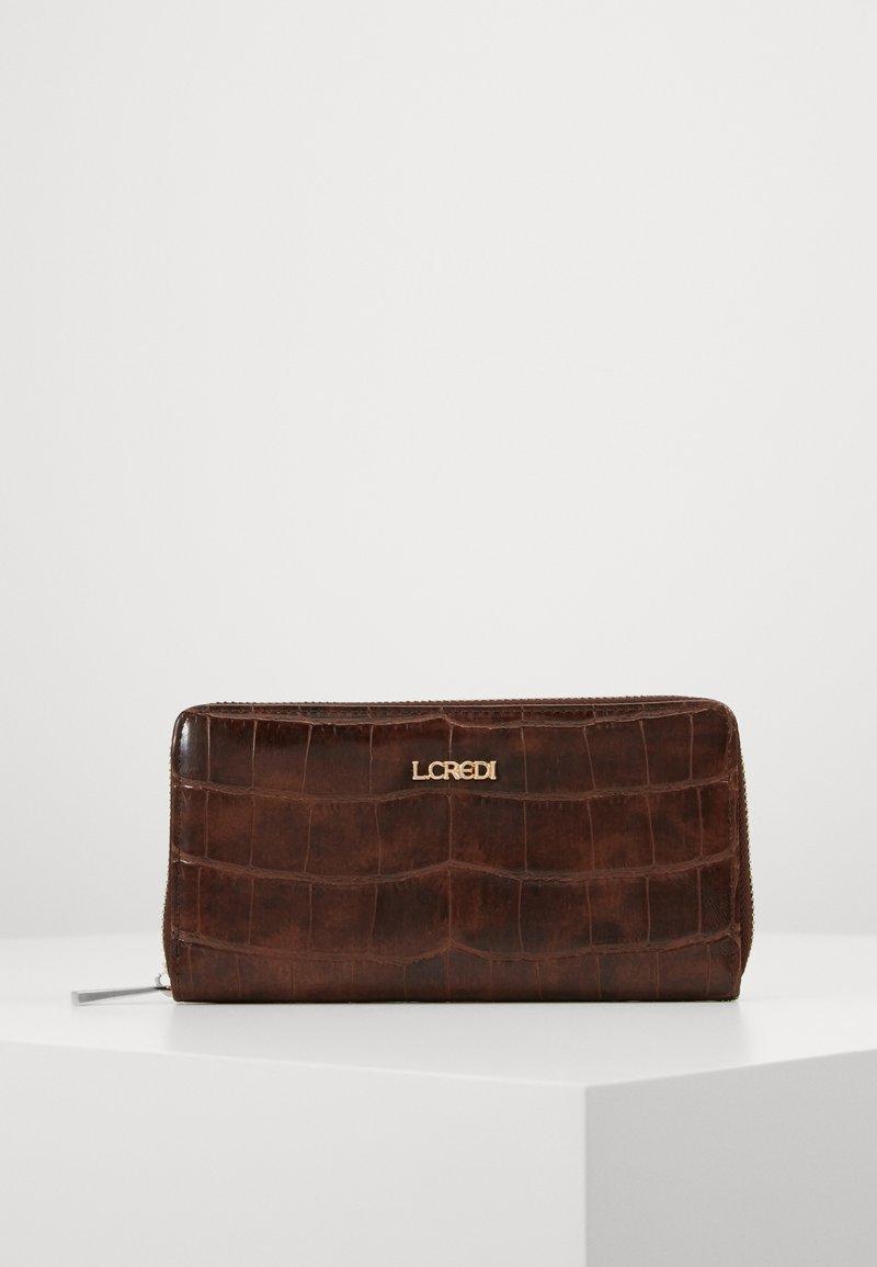 L. CREDI - FEODORA - Wallet - brown