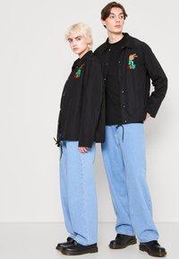 AS IF Clothing - CODA JACKET UNISEX - Light jacket - black - 3