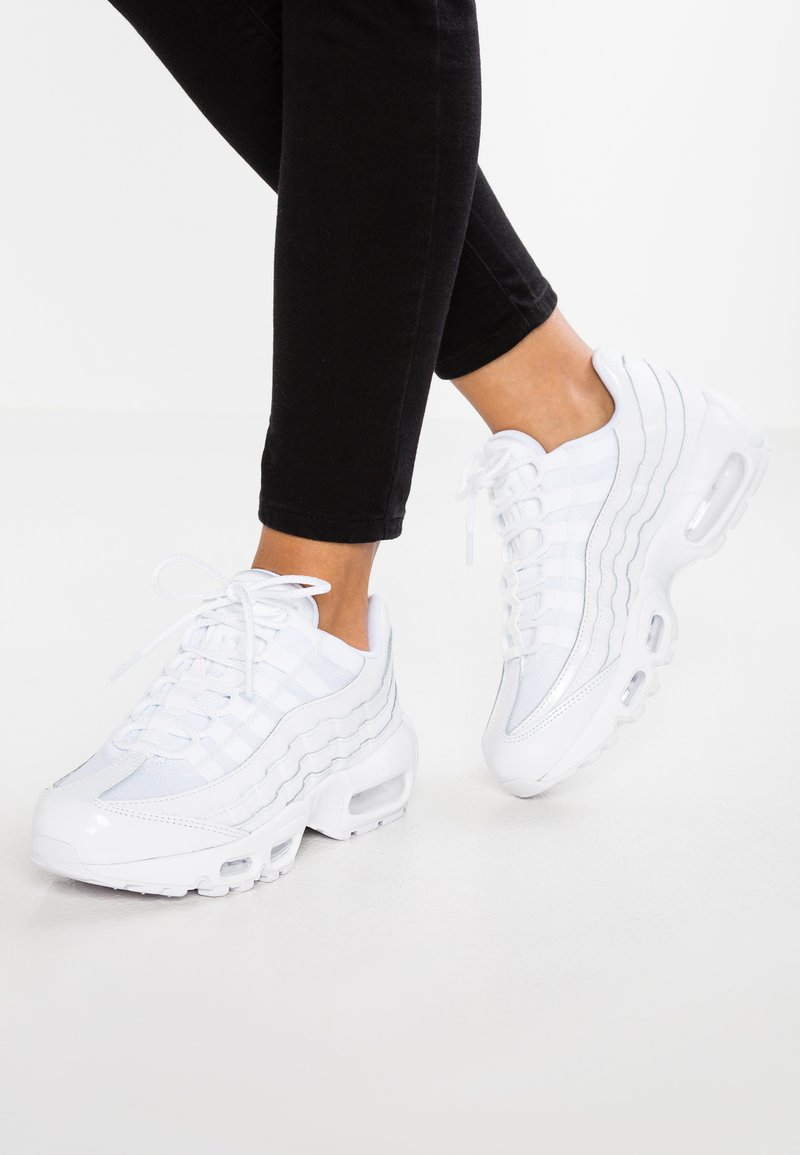 Nike Sportswear - AIR MAX 95 - Sneakers laag - white
