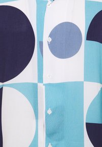 Frescobol Carioca - CAMP COLLAR COPIC - Shirt - sky blue - 2