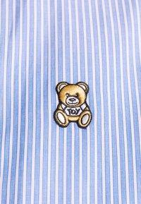 MOSCHINO - BLOUSE - Shirt - light blue - 9