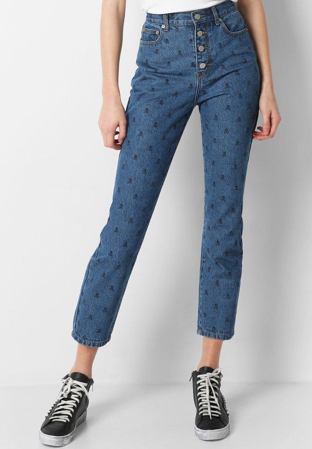 MUM - Slim fit jeans - indigo