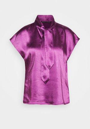 HILLY - Blouse - dark violet