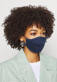 Zign - 5 PACK - Masque en tissu - dark blue - 1