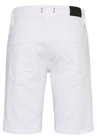 Cinque - Denim shorts - beige - 1