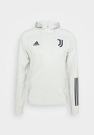 JUVENTUS SPORTS FOOTBALL HOODED  - Squadra - grey/blue