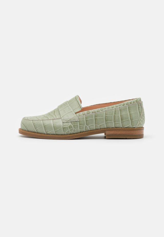 Nazouvací boty - verde