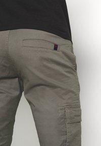 Denim Project - PANT - Cargo trousers - gunmetal - 4
