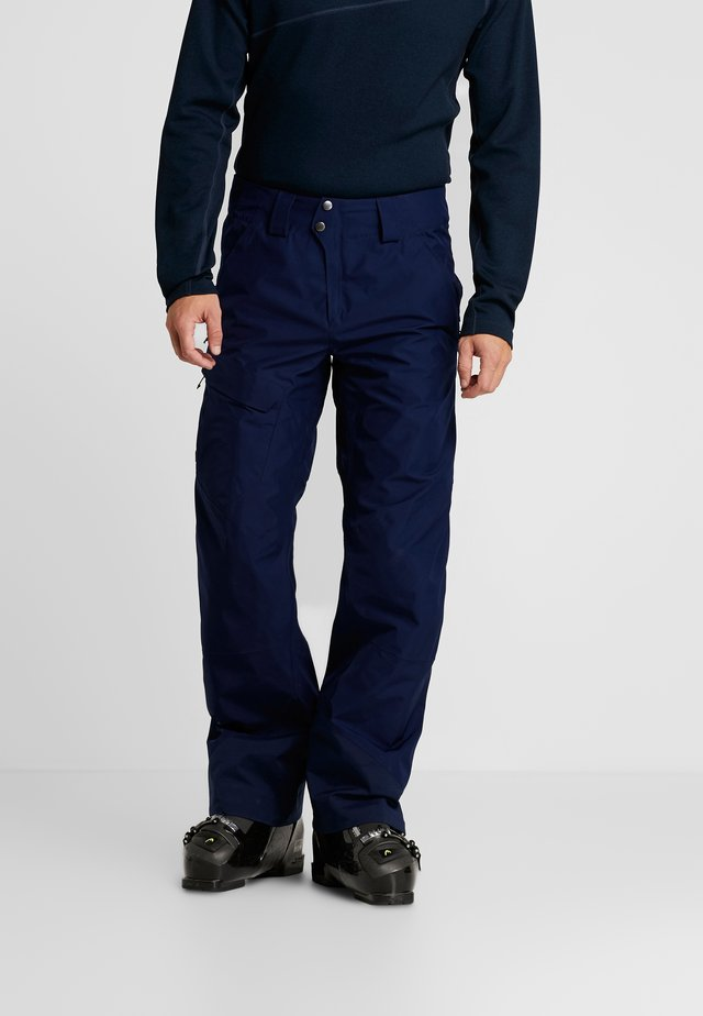 POWDER BOWL PANTS - Pantalón de nieve - classic navy