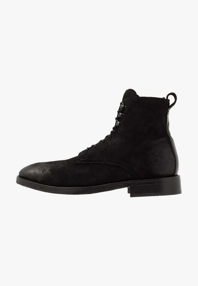 YEW - Veterboots - black