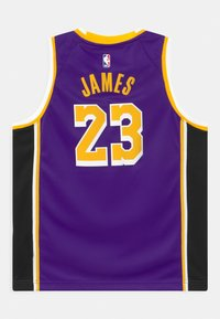 Nike Performance - NBA LA LAKERS LEBRON JAMES BOYS SWINGMAN UNISEX - Fanartikel - court purple - 1