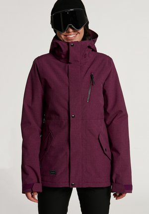 Snowboardjacke - vibrant_purple