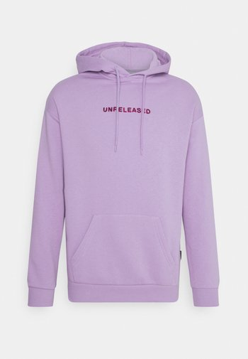 UNISEX - Luvtröja - lilac