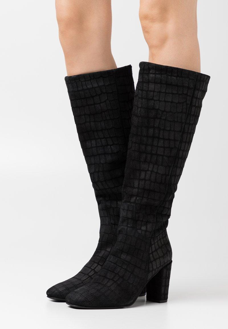 Vero Moda - VMMELAN BOOT - Boots - black