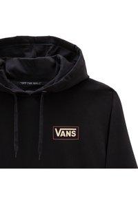 Vans - MN AUTUMN CLASSIC BOX PO - Hoodie - black - 2